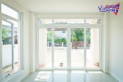 ประตูสำเร็จรูป Vignet uPVC
