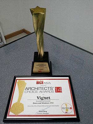 BCI Award