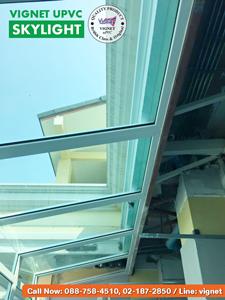 หลังคา-Skylight-Vignet-uPVC-Palace 3