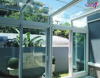 ห้องกระจก Vignet uPVC