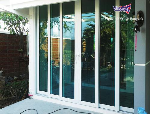 011 Vignet uPVC Sliding Door