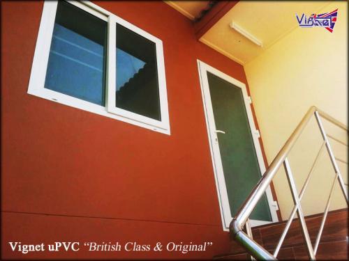 016 Vignet uPVC Sliding Window & Casement Door