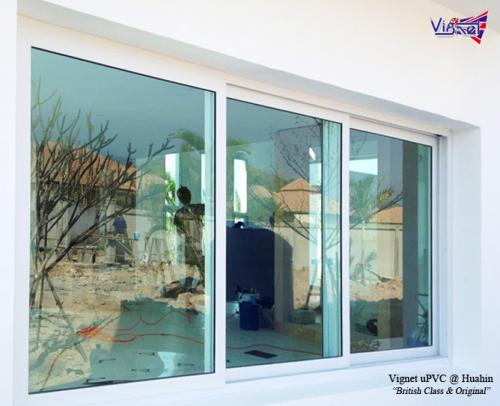 018 Vignet uPVC Sliding Window