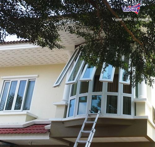 022 Vignet uPVC Awning Windows