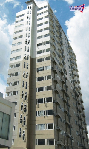 Vignet uPVC Tall Building Project 3